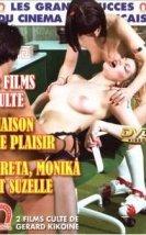 Greta Monika et Suzella erotik izle