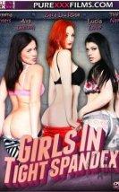 Girls in Tight Spandex erotik film izle