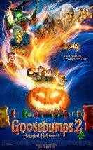 Goosebumps 2: Perili Cadılar Bayramı Türkçe Dublaj İzle