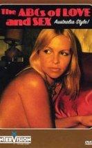 The ABC of Love and Sex: Australia Style Erotik Film İzle