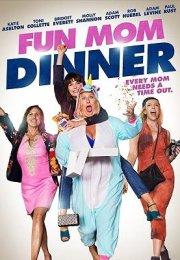 Eğlenceli Annelerin Akşam Yemeği  2017 izle