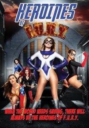 Heroines Of F.U.R.Y Erotik İzle