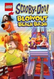 Lego   Scooby-Doo! Lanetli Plaj İzle