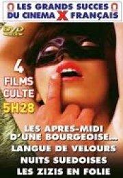 Les zizis en folie fransız erotik izle