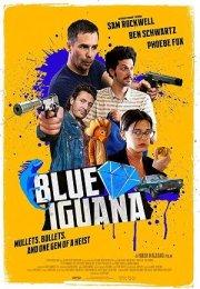 Mavi Iguana Türkçe Dublaj İzle