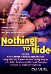 Nothing to Hide Erotik Film İzle