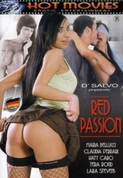 Red Passion +18 film izle