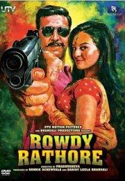 Rowdy Rathore İzle