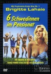 Six Swedish Girls In A Boarding School +18 film izle