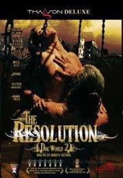 The Resolution erotik sinema izle