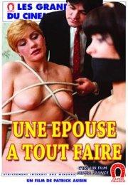 Une Epouse a tout Faire Erotik Film izle