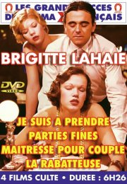THE BRIGITTE LAHAIE COLLECTION : Parties chaudes Erotik İzle