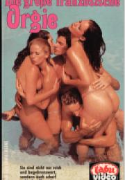 Die Grosse Franzosische Orgie (1979) erotik izle