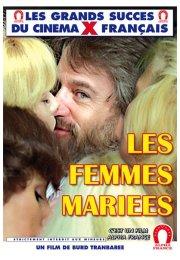 Les Femmes Mariees Erotik İzle