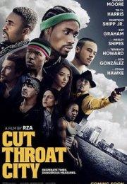 Cut Throat City izle