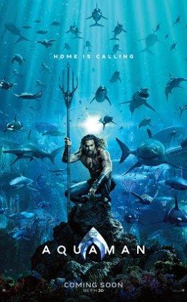 Aquaman Türkçe Dublaj İzle