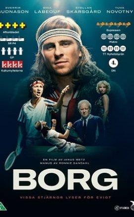 Borg McEnroe 2018 film izle