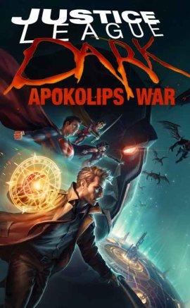 Justice League Dark Apokolips War İzle