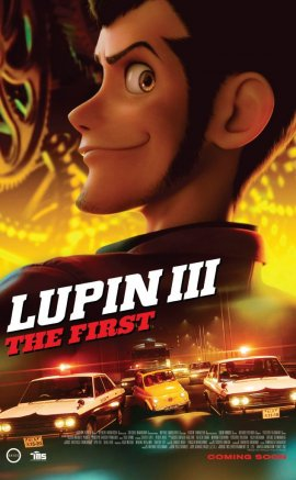 Lupin III: The First izle