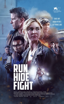 Run Hide Fight izle