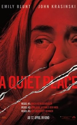 Sessiz Bir Yer İzle