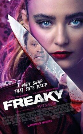 Sıradışı – Freaky izle