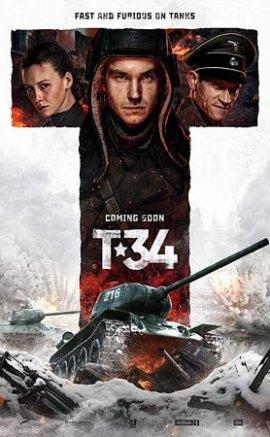 T-34 İzle Fragman