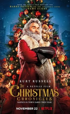 The Christmas Chronicles Film İzle