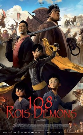 The Prince and the 108 Demons İzle