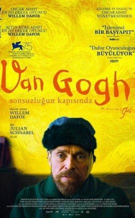 Van Gogh: Sonsuzluğun Kapısında Film İzle Fragman