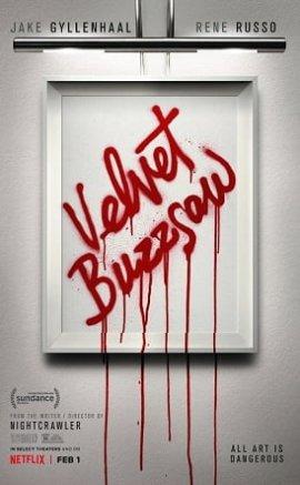 Velvet Buzzsaw Türkçe Dublaj İzle Fragman