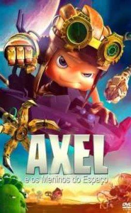Axel 2 Uzay Çocuklarının Serüvenleri izle