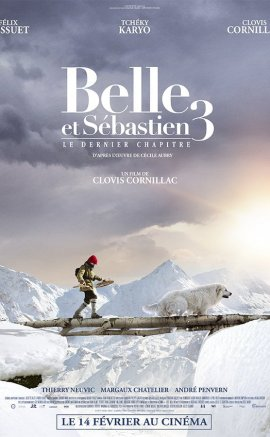 Belle and Sebastian 3 Friends for Life izle