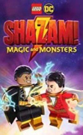 LEGO DC Shazam Sihir ve Canavarlar izle