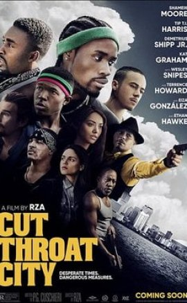 Cut Throat City izle
