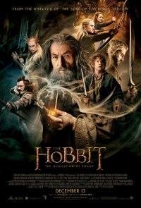 Hobbit 2 Smaug'un Çorak Toprakları