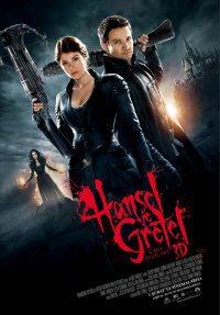 Hansel ve Gretel Cadı Avcıları