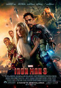 İron Man 3 Türkçe Dublaj izle