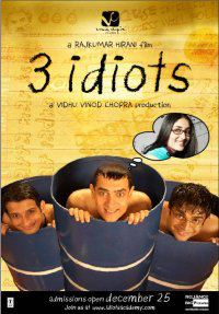3 Idiots Türkçe Altyazılı izle