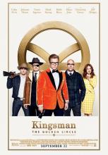 Kingsman 2: Altın Çember türkçe dublaj izle