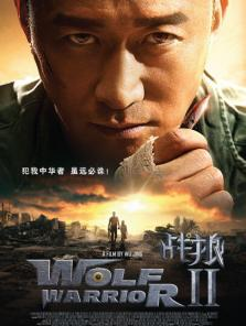 Wolf Warrior 2 izle