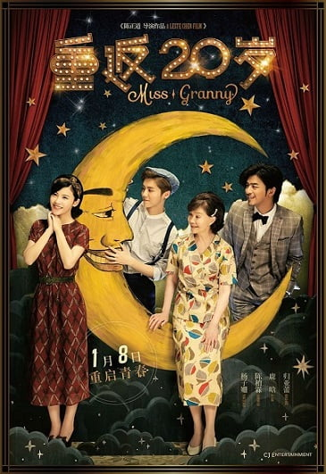 Back to 20 – Miss Granny izle
