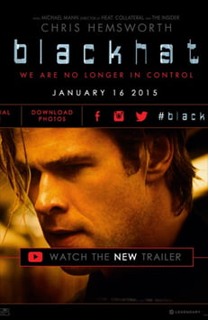 Hacker – Blackhat 2015 izle