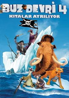 Buz Devri 4 Türkçe Dublaj izle