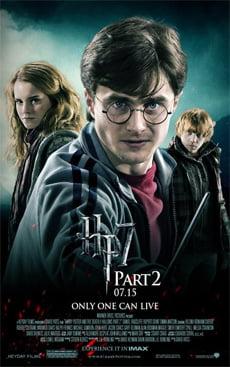 Harry Potter ve Ölüm Yadigarları 2 izle