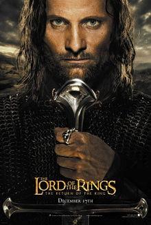 Yüzüklerin Efendisi Kralın Dönüşü izle