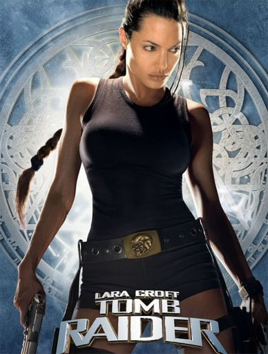 Lara Croft Tomb Raider 2 Yaşamın Kaynağı