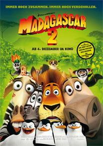 Madagaskar 2 Türkçe Dublaj izle