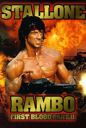 Rambo 2 İlk Kan 2 Türkçe Dublaj izle