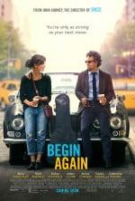 Yeniden Başlamak-Begin Again İzle